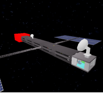 Discovery Industries Space Station