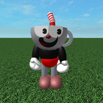Cuphead Models (dead for real)