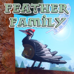Feather Family [WOODPECKER]