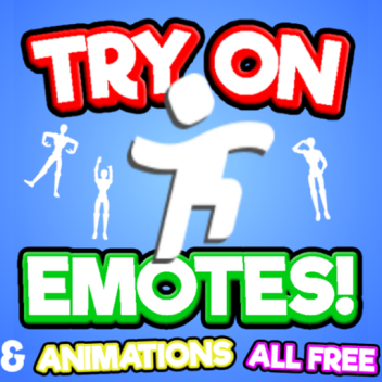 🔥Try out EMOTES��♂�FREE🤩