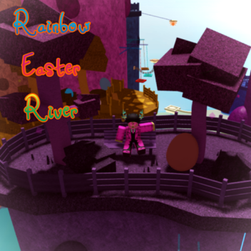 Rainbow Easter River (Obby)